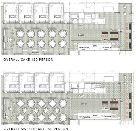 Horizon Level Floorplans