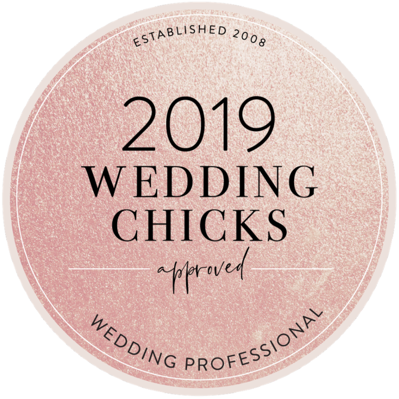 2019 Wedding Chicks Approved